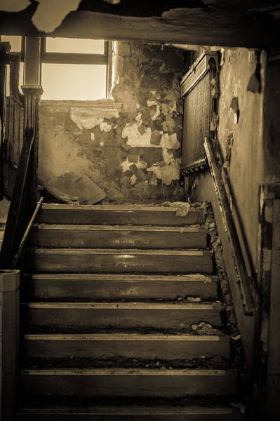 Photograph - Stairs by Sue Conwell