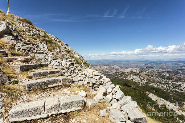 Photograph - Stairs To Montenegro by Didier Marti