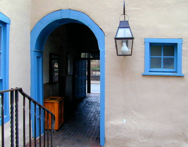 Photograph - Stairs To The Tunnel To The Door by Joseph R Luciano
