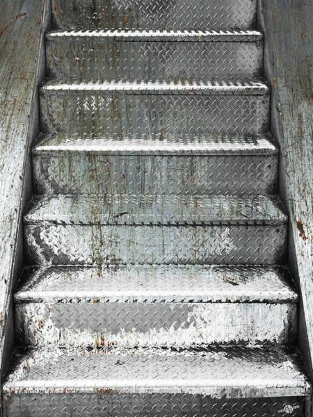 Mixed Media - Stairs by Tony Rubino