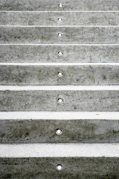Wall Art - Photograph - Stairway To ... by Nadja Meyer