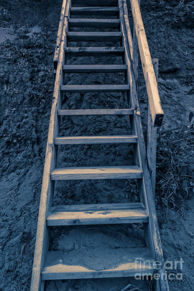 Photograph - Stairway To Heaven by Edward Fielding