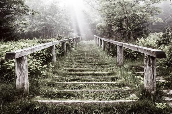 Photograph - Stairway To Heaven's Door by Debra and Dave Vanderlaan