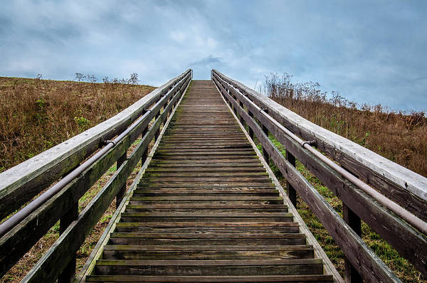 Photograph - Stairway To The Sky by James L Bartlett