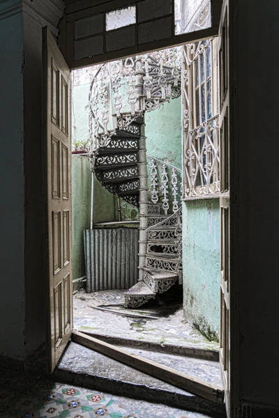Photograph - Stairway To Up by Sharon Popek