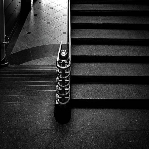Photograph - Stais And Hallway by Bob Orsillo