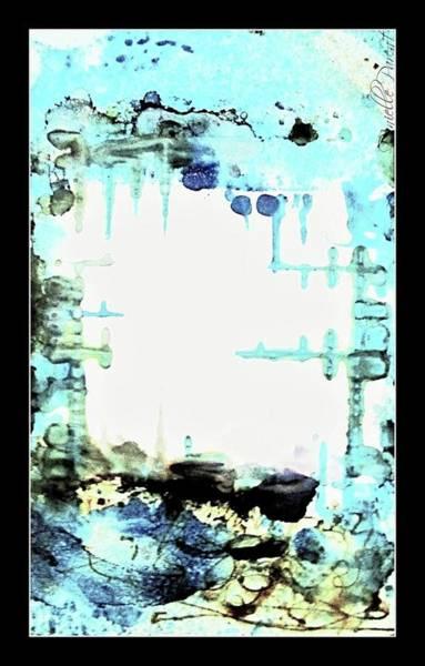 Painting - Stalactites #6 by Danielle Parent