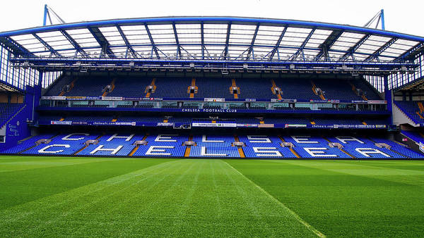 Premier League Wall Art - Photograph - Stamford Bridge by Pixabay