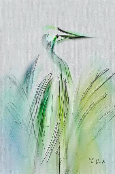 Sawgrass Digital Art - Stand by Frank Bright