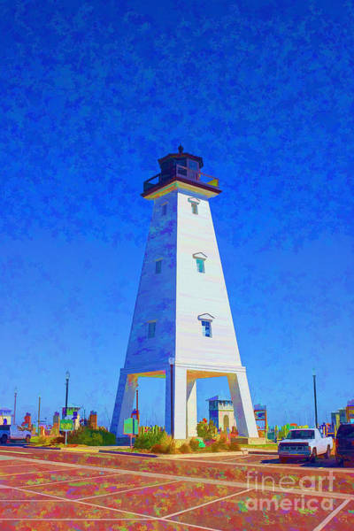 Photograph - Standing Proud Lighthouse by Roberta Byram