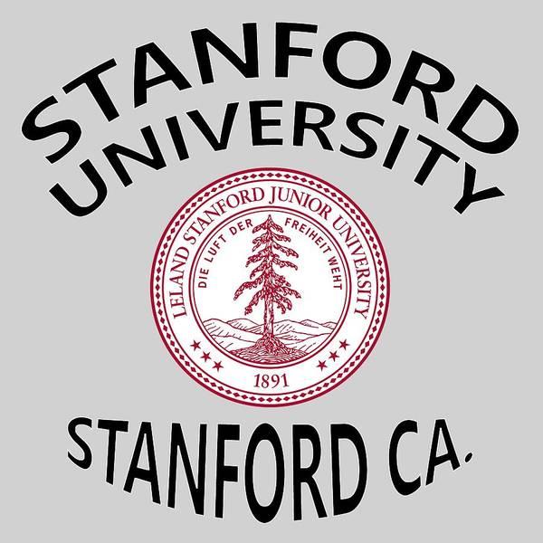 Digital Art - Stanford University Stanford California  by Movie Poster Prints