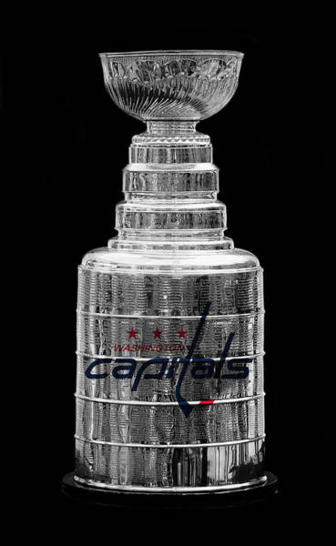 Washington Capitals Photograph - Stanley Cup Washington 1 by Andrew Fare