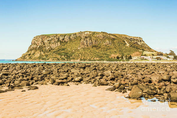 Sandy Beach Photograph - Stanley Seascape by Jorgo Photography - Wall Art Gallery