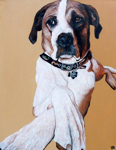 Painting - Stanley by Tom Roderick