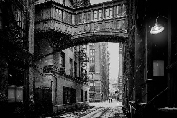 Wall Art - Photograph - Staple Street Nyc by Chris Lord
