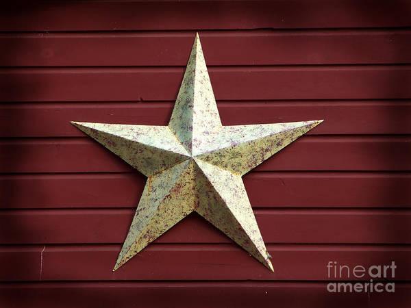 Photograph - Star Americana Photograph by Kristen Fox