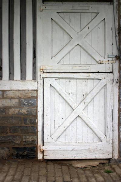 Wall Art - Photograph - Star Barn Door by Joseph Skompski