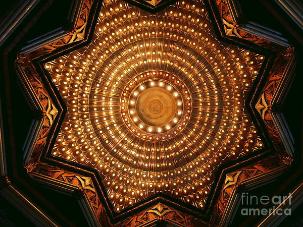 Photograph - Star Of Lakshmi by Jenny Revitz Soper