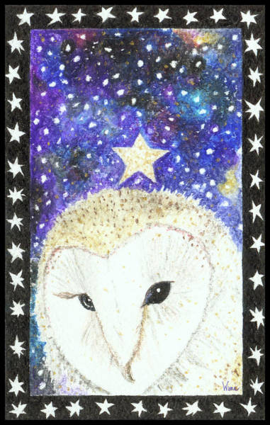 Painting - Star Of The Night by Lise Winne