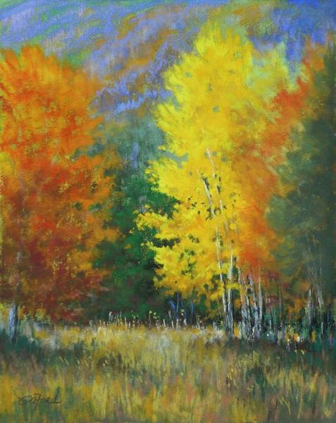 Wall Art - Painting - Star Of The Show by Paula Ann Ford