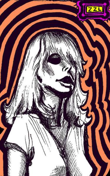 Blondie Digital Art - Star Power by John  Stidham