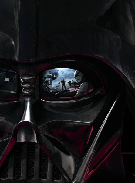 Sith Digital Art - Star Wars Battlefront 2015 by Geek N Rock