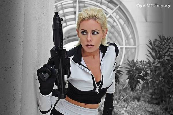 Science Fiction Photograph - Star Wars By Knight 2000 Photography - Lookout by Laura Michelle Corbin
