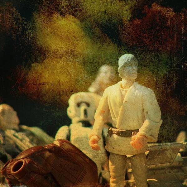 Galactic Empire Photograph - Star Wars Day 2 by Modern Art