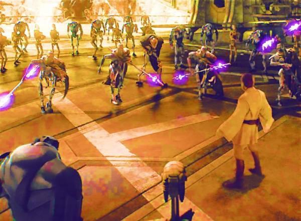 Star Wars Episode 3 Wall Art - Digital Art - Star Wars Episode 5 Art by Larry Jones
