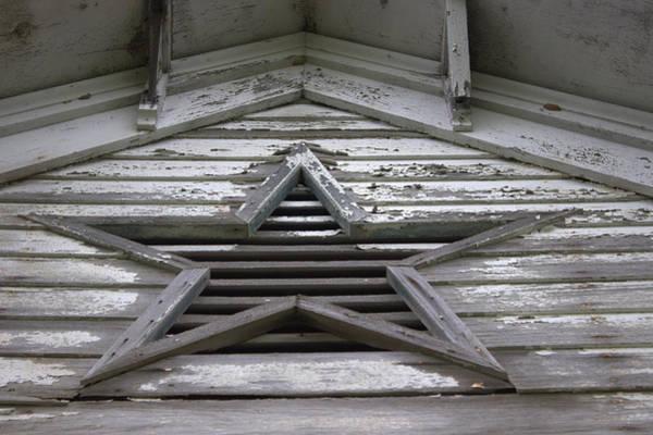 Wall Art - Photograph - Star Window by Joseph Skompski