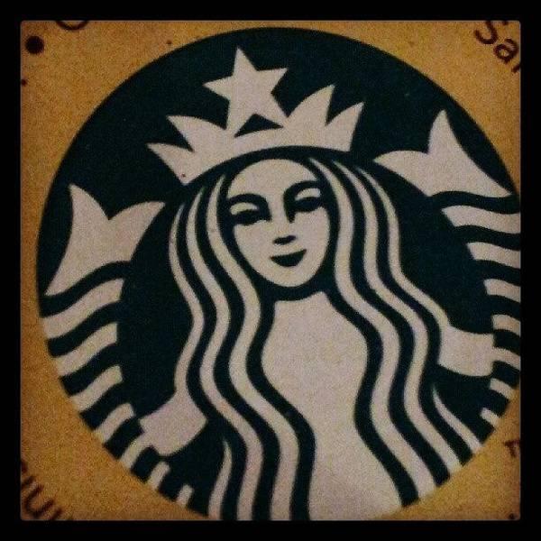 Wall Art - Photograph - #starbucks #coffee by Shekhar Gurnani