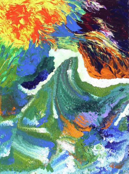 Painting - Starburst by Ralph White