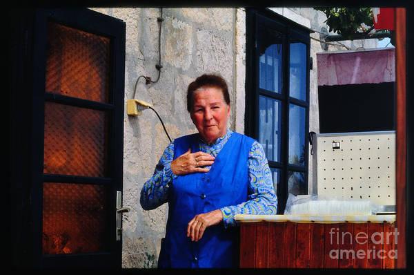 Stari Grad Photograph - Life In Stari Grad-dubrovnik by Morris Keyonzo