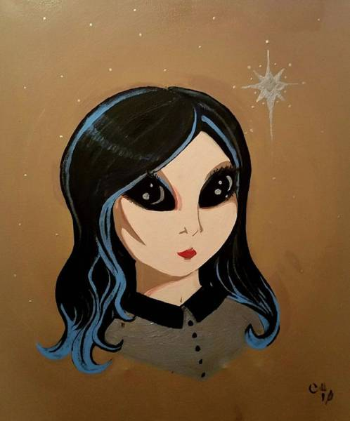 Painting - Starla by Carole Hutchison