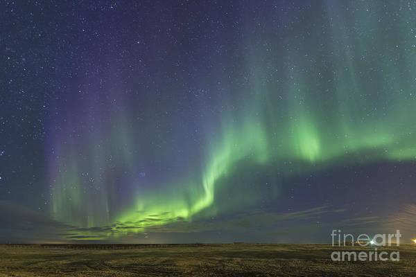 Aurora Wall Art - Photograph - Starlit Symphony by Evelina Kremsdorf