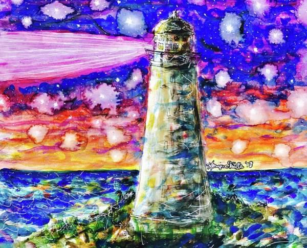 Starry Light Art Print