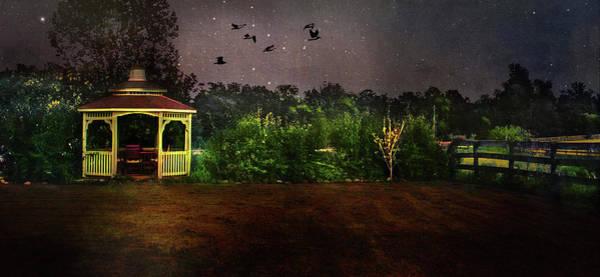 Photograph - Starry Night In Littlestown, Pennsylvania by Reynaldo Williams