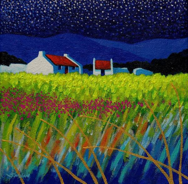 Atmospheric Painting - Starry Night by John  Nolan