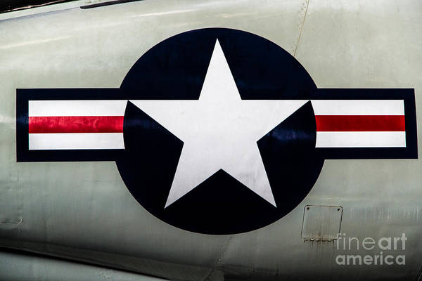 Photograph - Stars And Bars by Jon Burch Photography