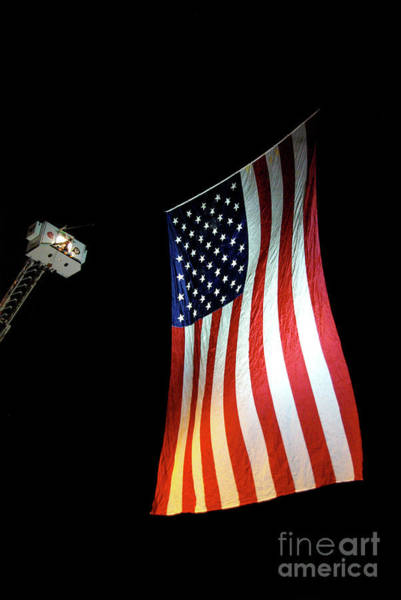 Photograph - Stars And Stripes  by Frank J Casella