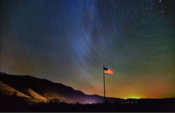 Wall Art - Photograph - Stars And Stripes II by Cat Connor