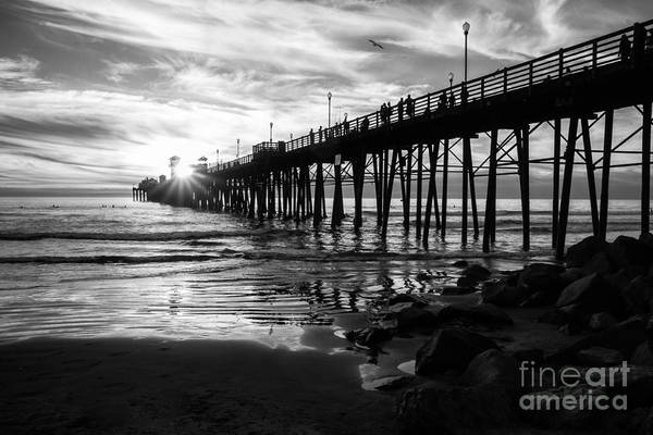 Wall Art - Photograph - Stars And Swirls In Oceanside by Ana V Ramirez