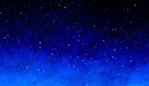 Painting - Stars by Cliff Spohn