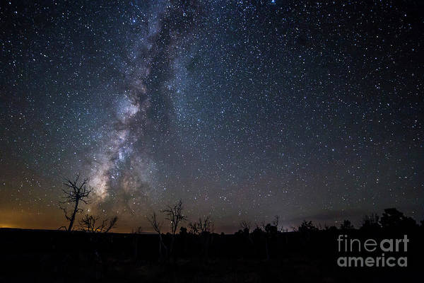 Verde Photograph - Stars Over Mesa Verde by Twenty Two North Photography