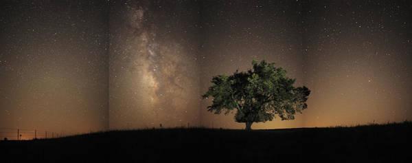 Tallgrass Wall Art - Photograph - Stars Shine Brightly by Jim Richardson