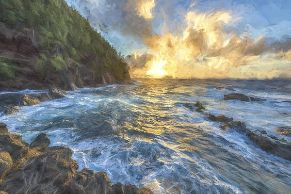 Digital Art - Start To Live II by Jon Glaser