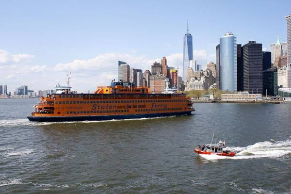 Photograph - Staten Island Ferry by Flavia Westerwelle