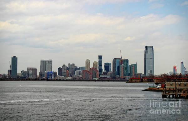 Photograph - Staten Island Ferry, Lower Manhattan. New York, New York by Doc Braham