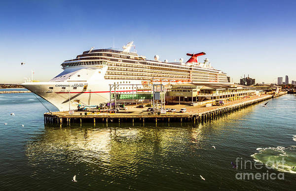 Wall Art - Photograph - Station Pier Cruise by Jorgo Photography - Wall Art Gallery