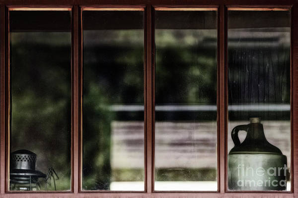 Photograph - Station Window by Brad Allen Fine Art